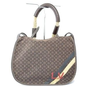 Louis Vuitton Amman Rope Flap Messenger 870787